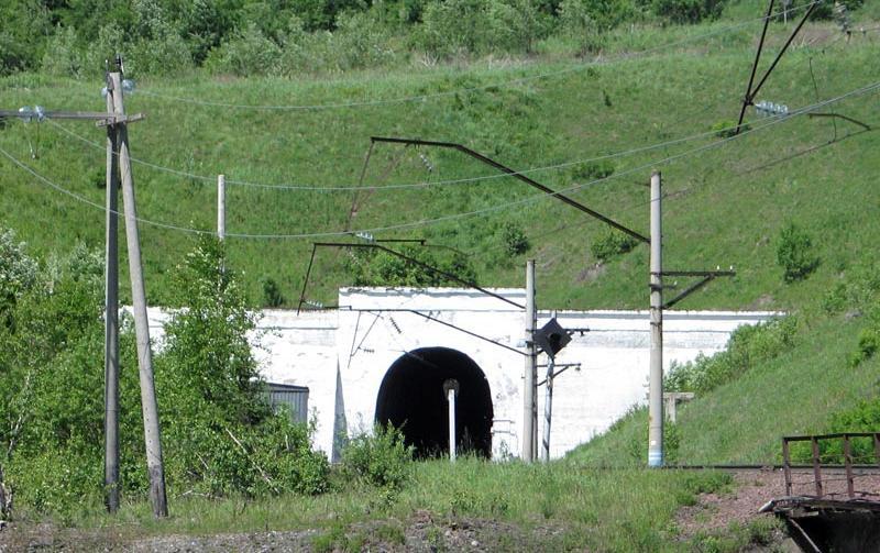 Первый Джебский тоннель