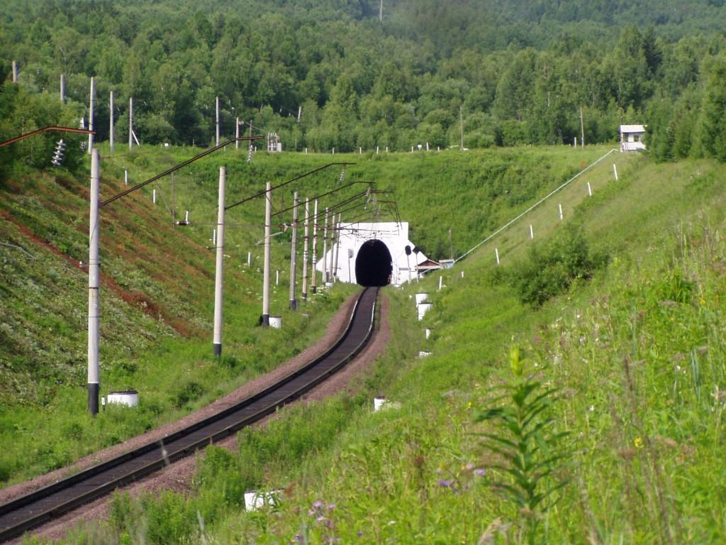 Манский тоннель