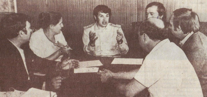 Виктор Иванович Жуковский и Совет трудового коллетива
