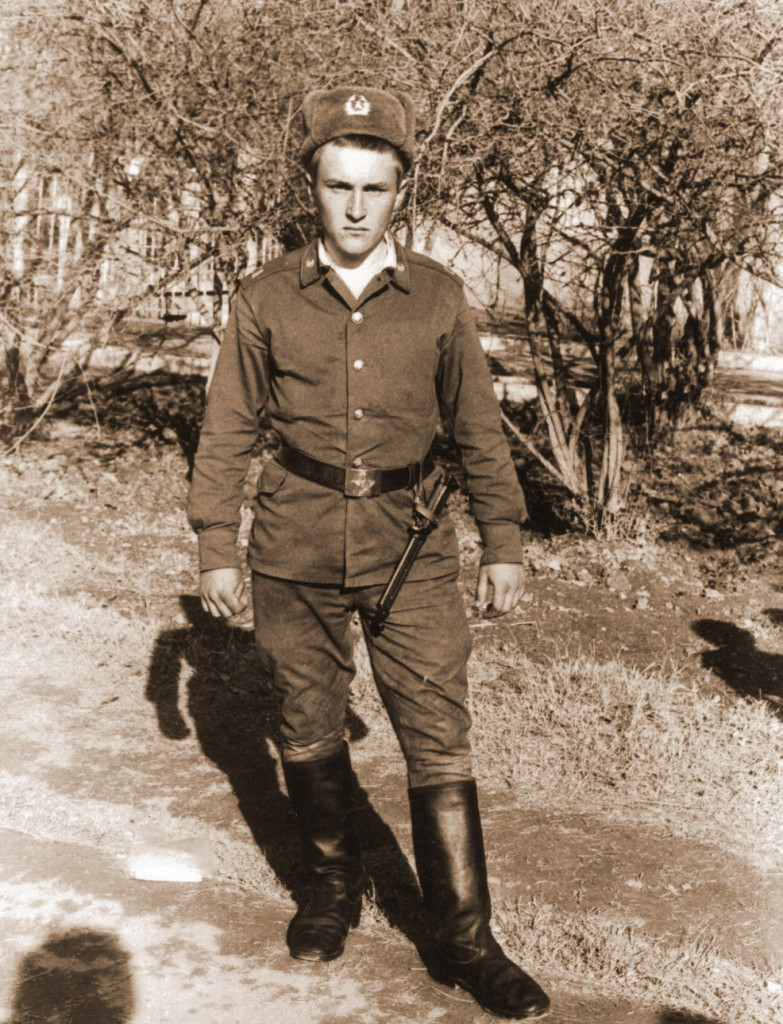 Филимонов Виктор. 5 февраля 1987 год
