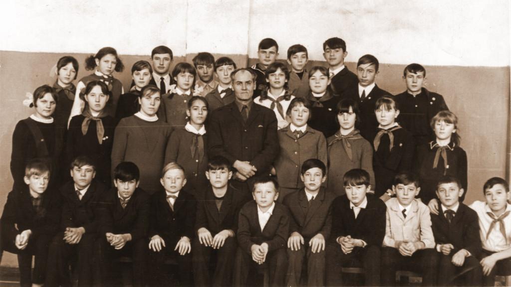 Саянская средняя школа №5 14 декабря 1969 года