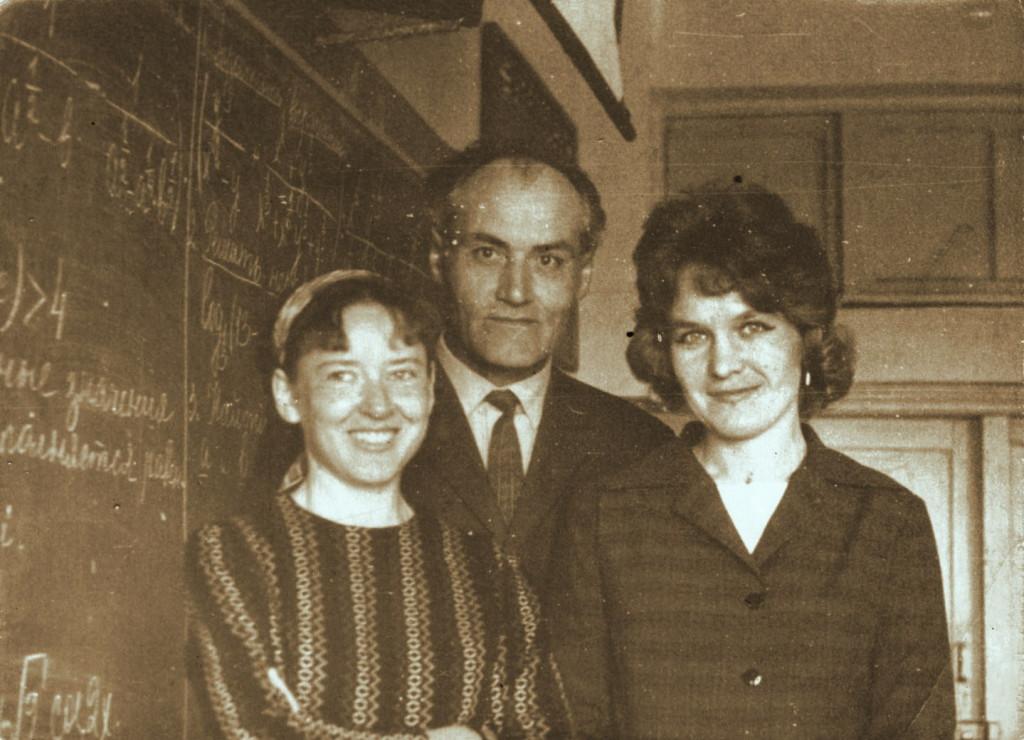 13 июня 1969 года Экзамен по алгебре в 10 классе