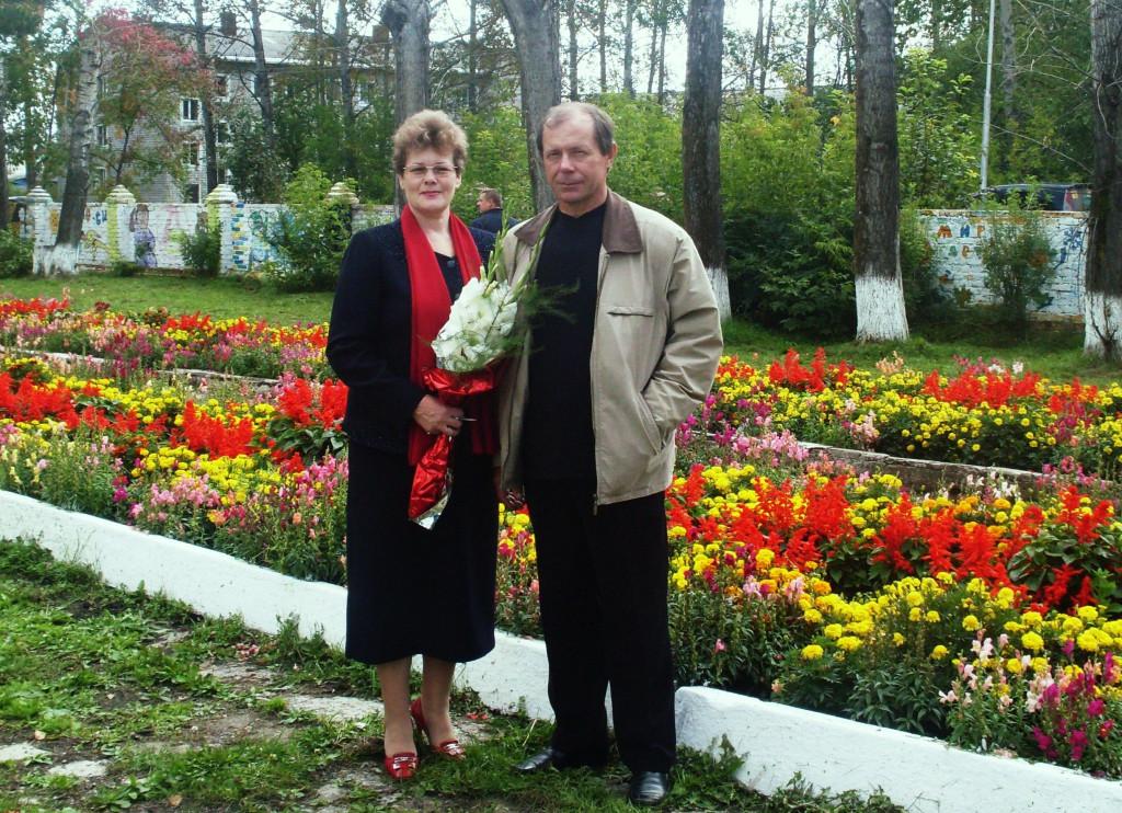 Галина Ивановна и Владимир Владимирович Сиротины