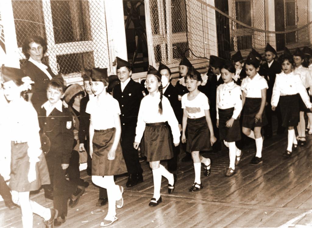 1983-1984 учебный год 2 класс Классный руководитель Горькова В.М.