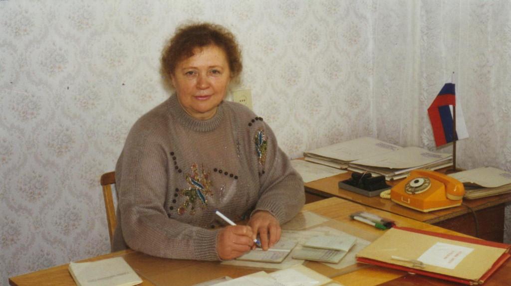 Берестнева Валентина Ивановна