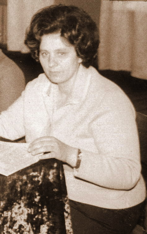 Гладких Нина Антоновна