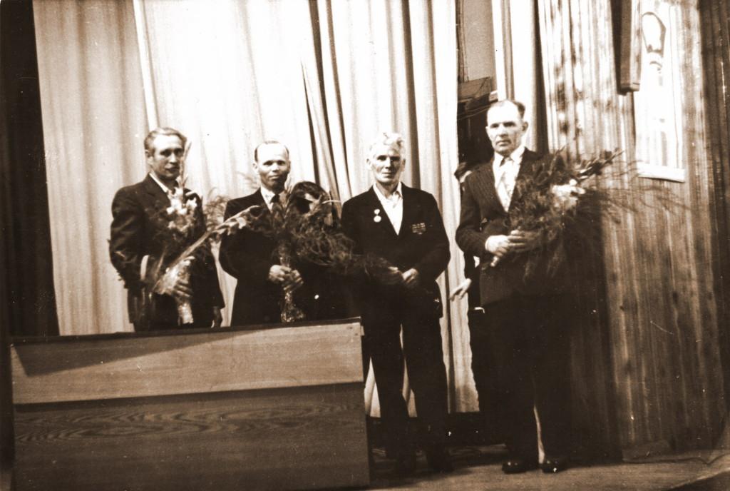 """24 июня 1983 год Комсомольское собрание """"Они строили Абакан-Тайшет"""""""