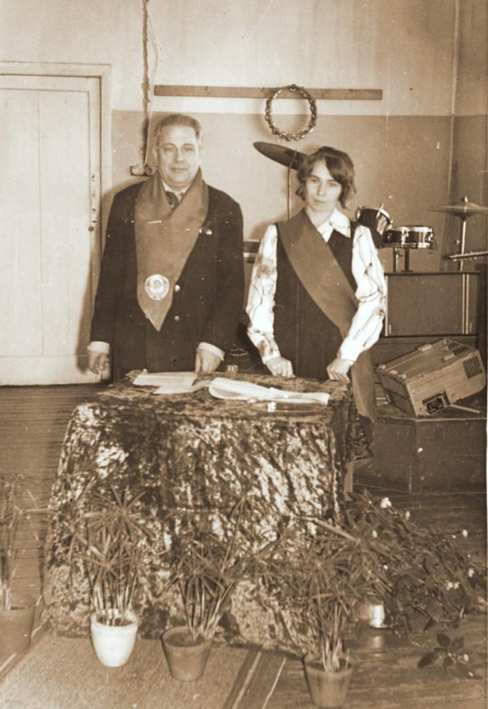 Шинкаренко Н.П. и Смехнова Т.М. регистрация брака2