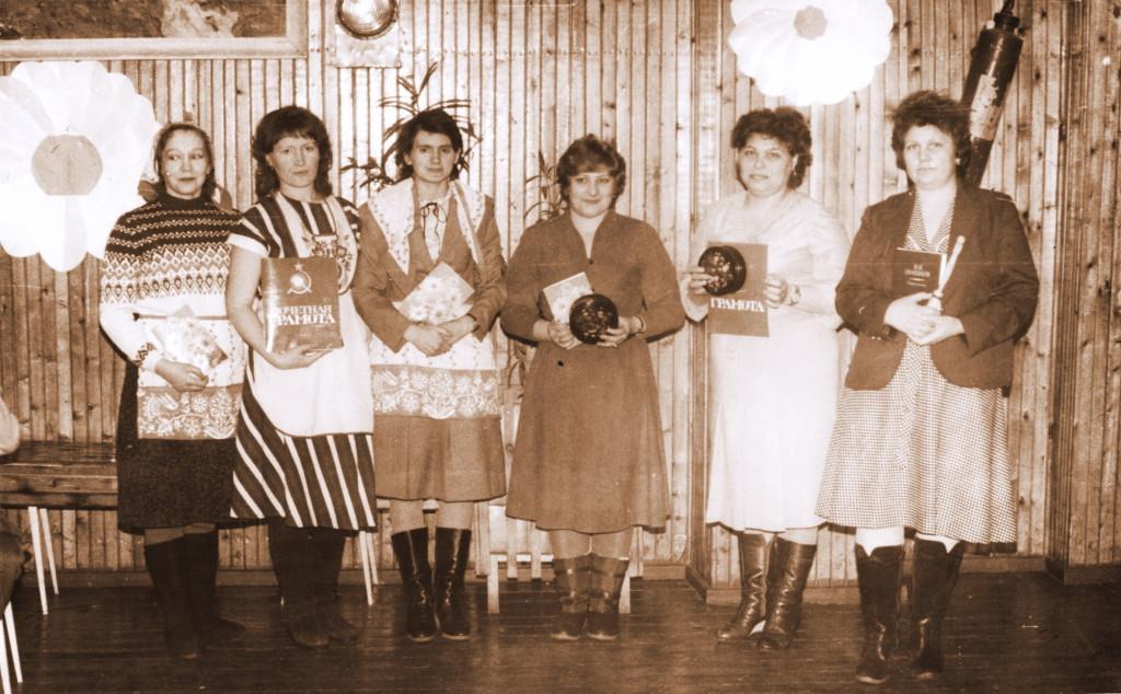 Победители конкурса кулинарных изделий