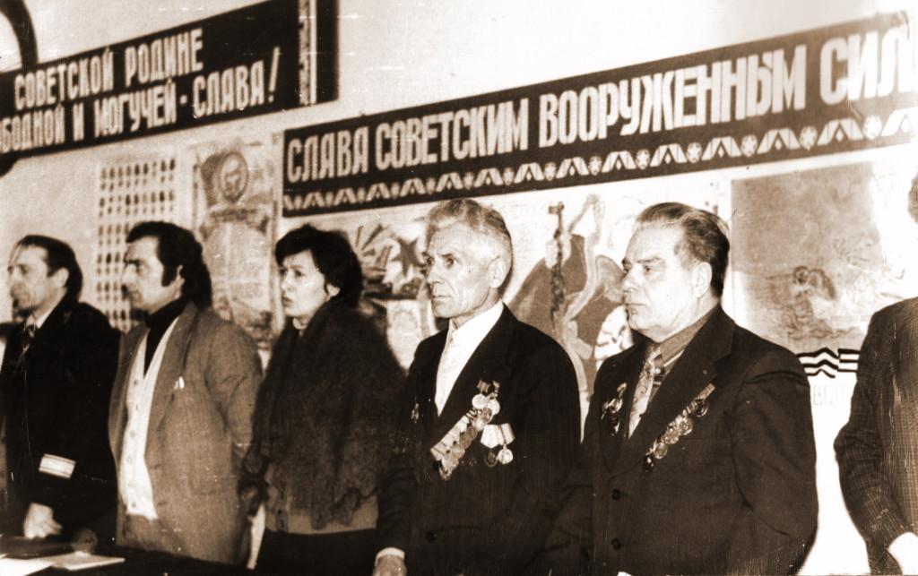 1987 год Строгое жюри Председатель Тарасова Людмила Николаевна