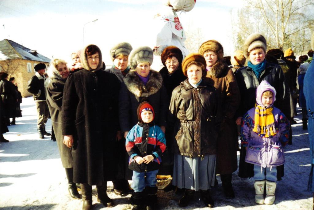 Женсовет на Проводах русской зимы