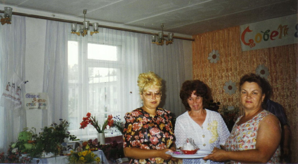 Победители конкурса: Дрозд Лариса Алексеевна и Широчкина Татьяна Анатольевна