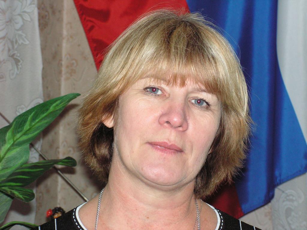 Медведева Лариса Владимировна