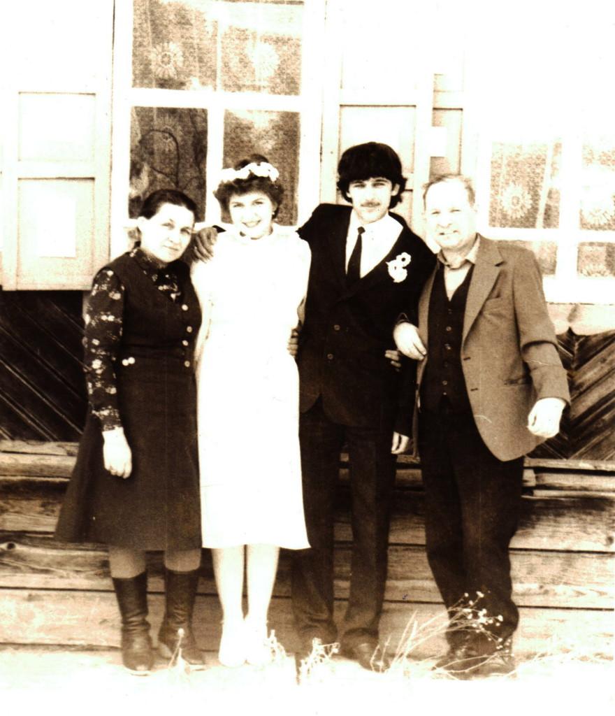 15 марта 1986 год Владимир Копылов с искалеченной рукой