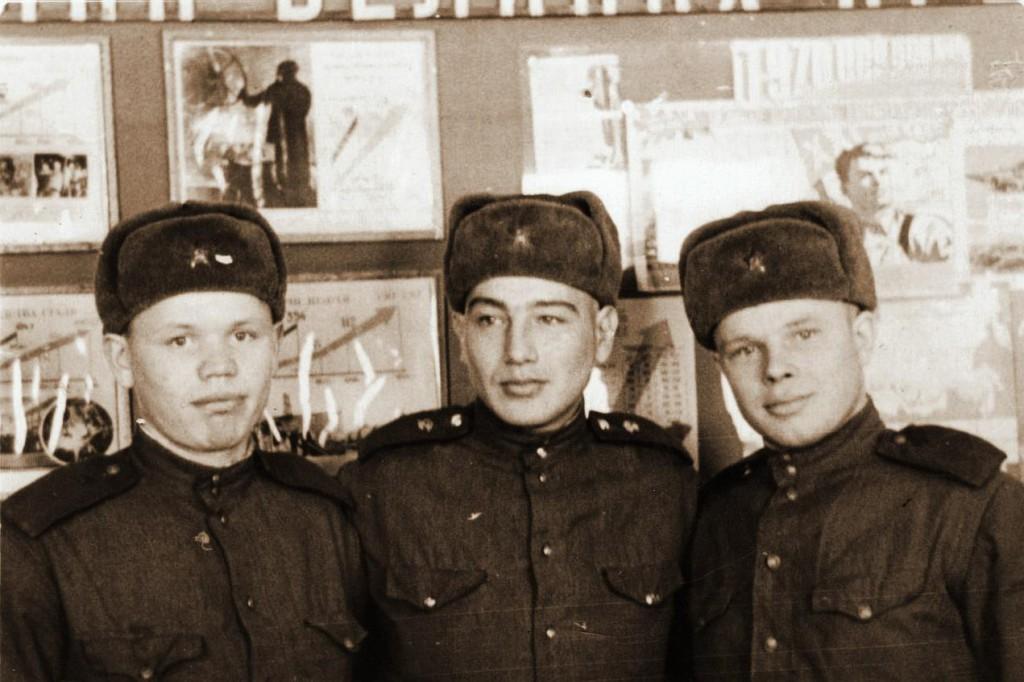 5 декабря 1959 года Клуб 44-ого батальона