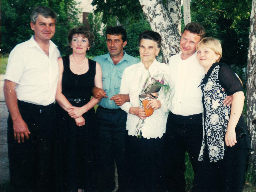 Встреча 20 лет спустя