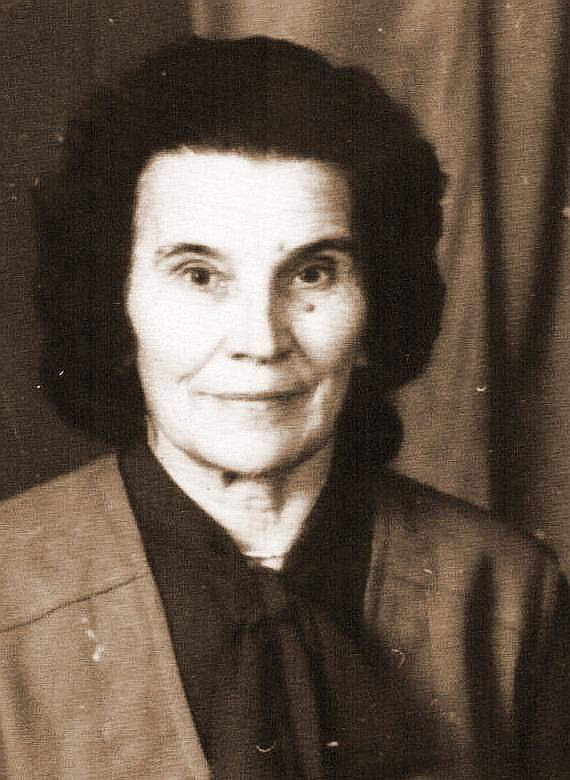 Майкова Мария Степановна