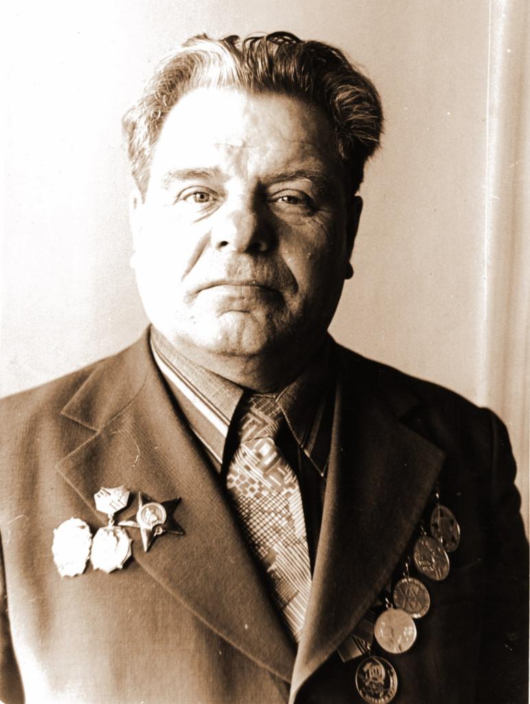 Акилов Сергей Митрофанович