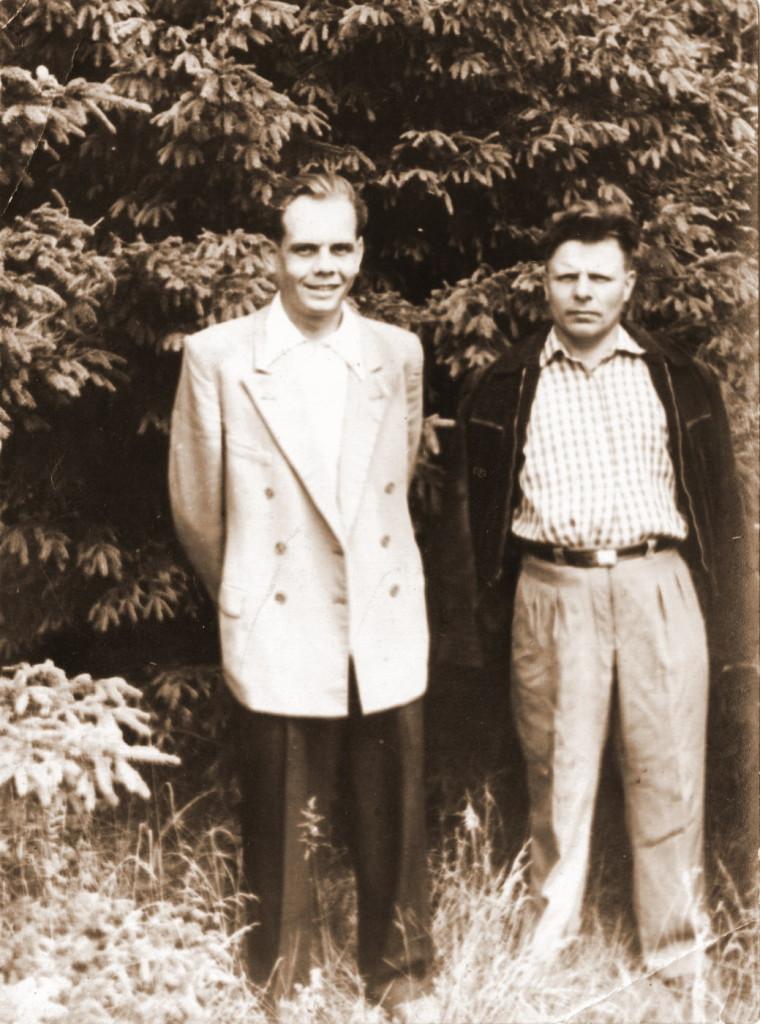 Широков Борис Сергеевич и Акилов Сергей митрофанович