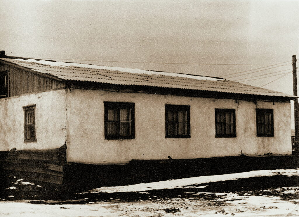Барак по Комсомольской