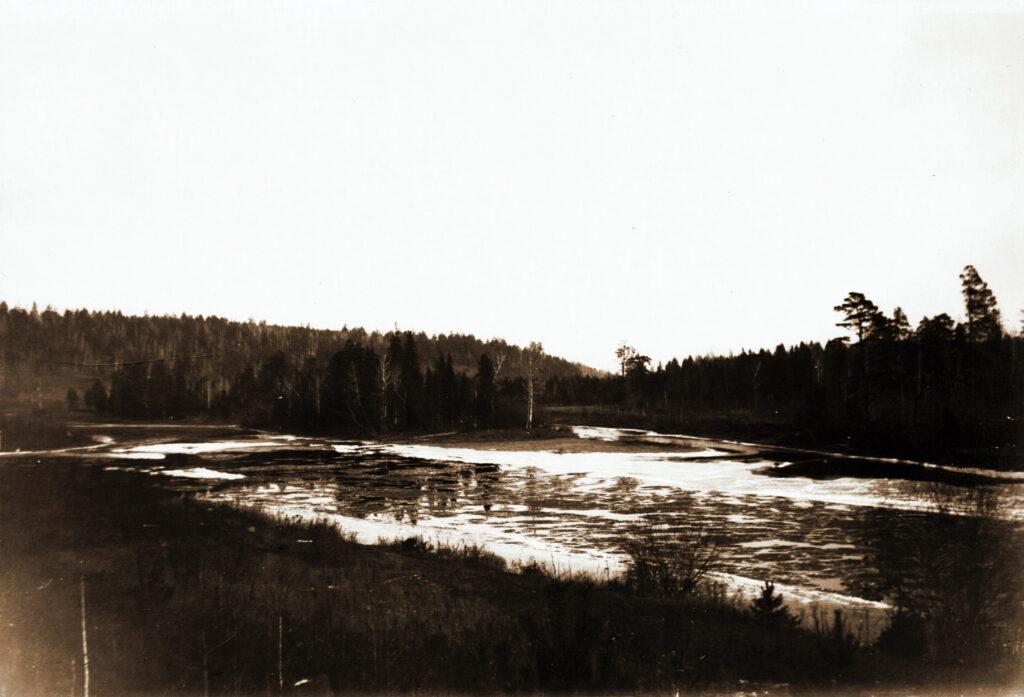 1971 год Река Туманшет
