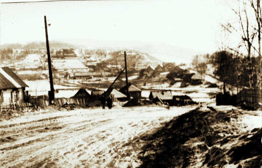 1972 год Город Артёмовск