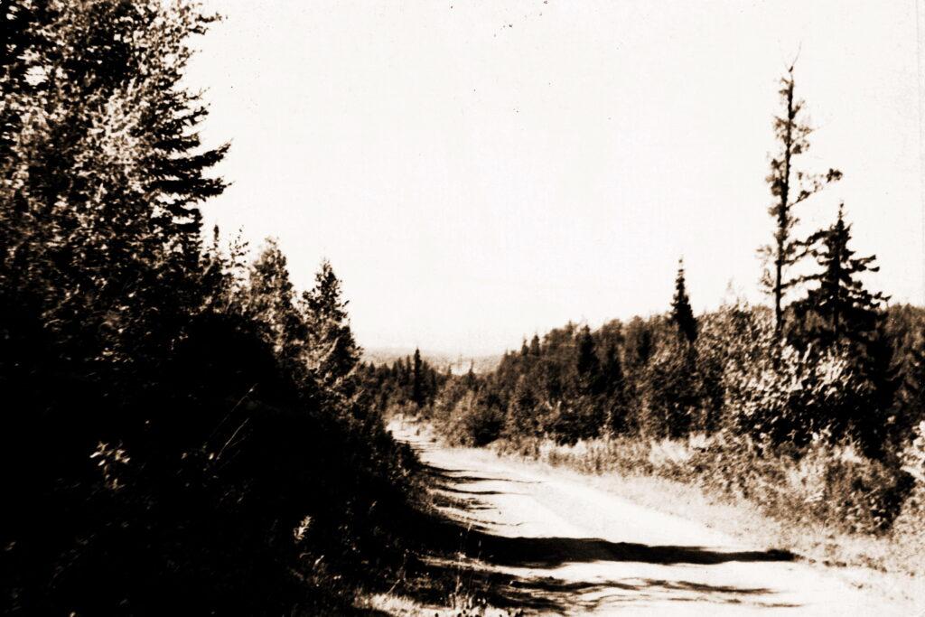 1973 год На перевале долин рек Кой и Анжа